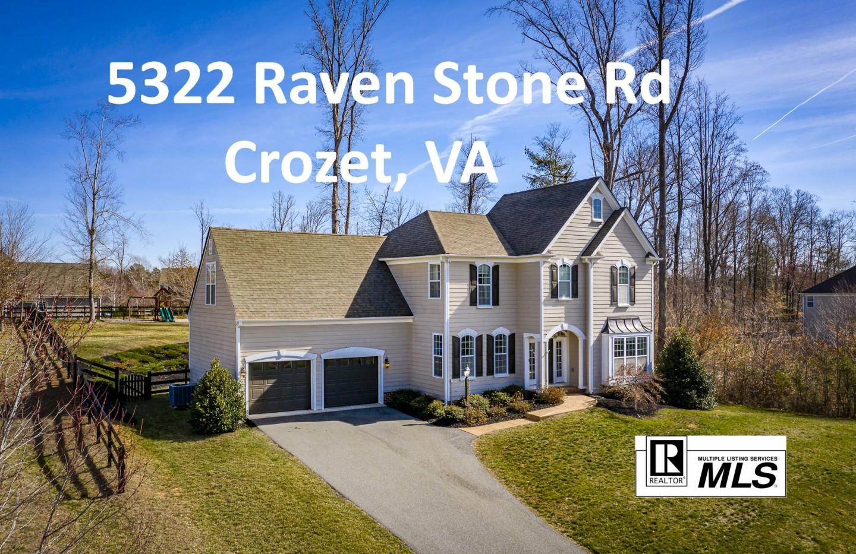 5322 Raven Stone Road Crozet VA 22932