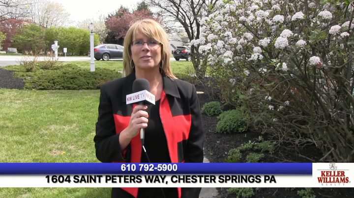 Terese Brittingham introduces you to 1604 Saint Peters Way, Chester Springs PA